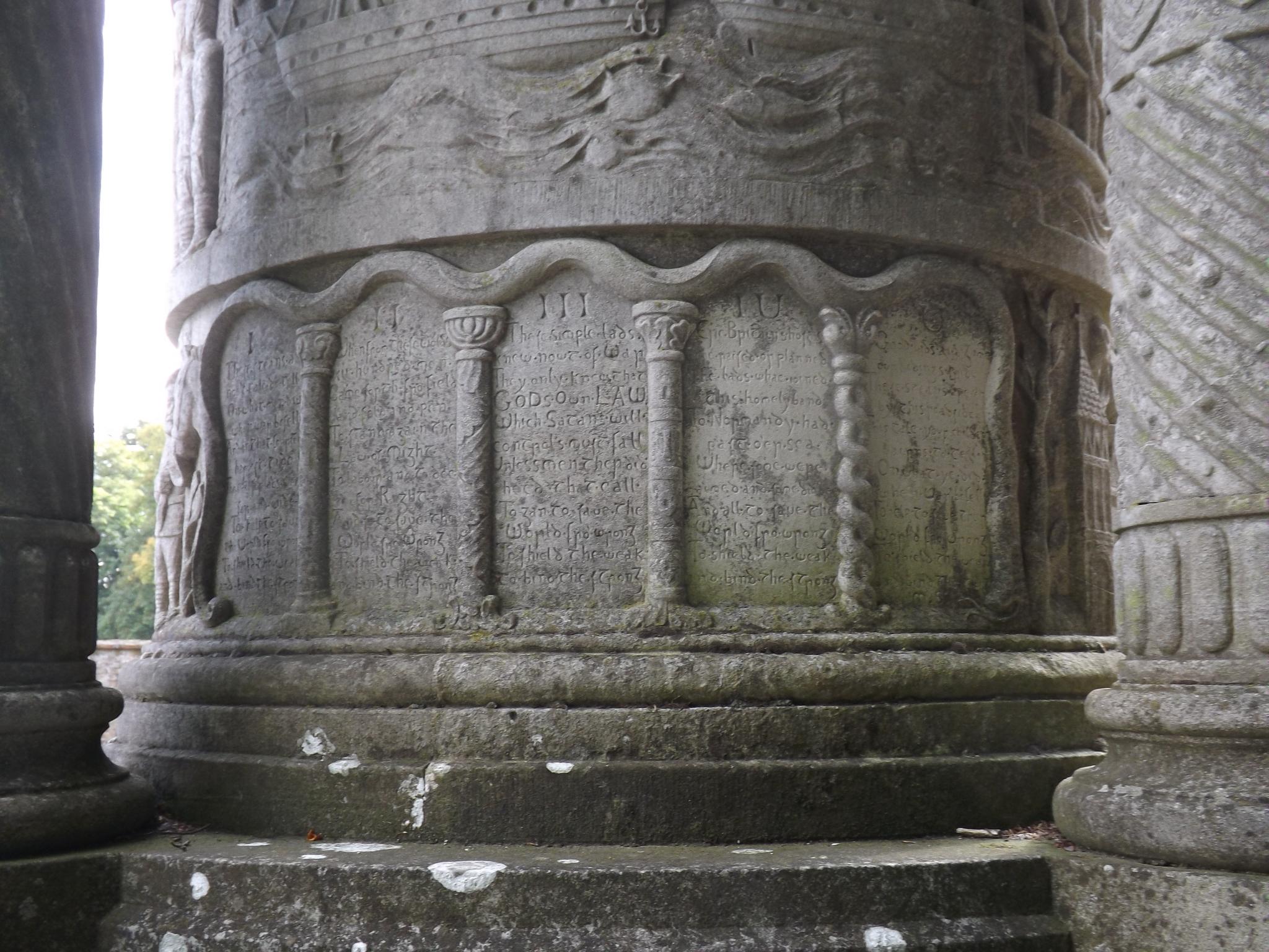 Sledmere Wagoners' Reserves Pillar - War Memorials Online